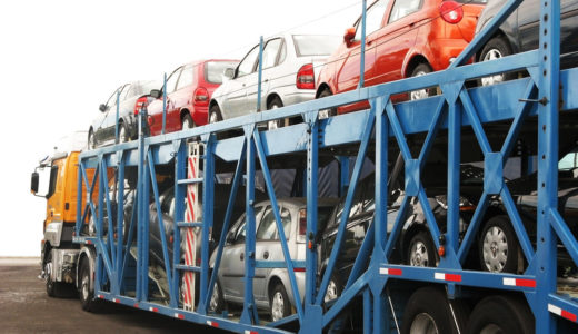 車の陸送・輸送の費用相場(近距離と遠距離)と届くまでの日数
