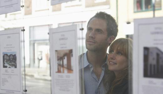 架空の不動産物件をエサに来客数を増やすおとり広告の例