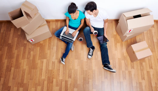 引越し先のインターネット回線の選び方と契約手順方法