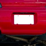 車のナンバープレート変更手続きのやり方と変更に必要な書類と費用