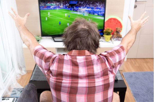 VODでスポーツ観戦