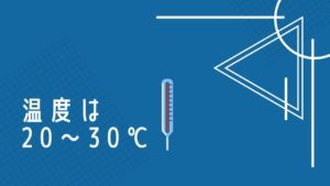 20~30℃