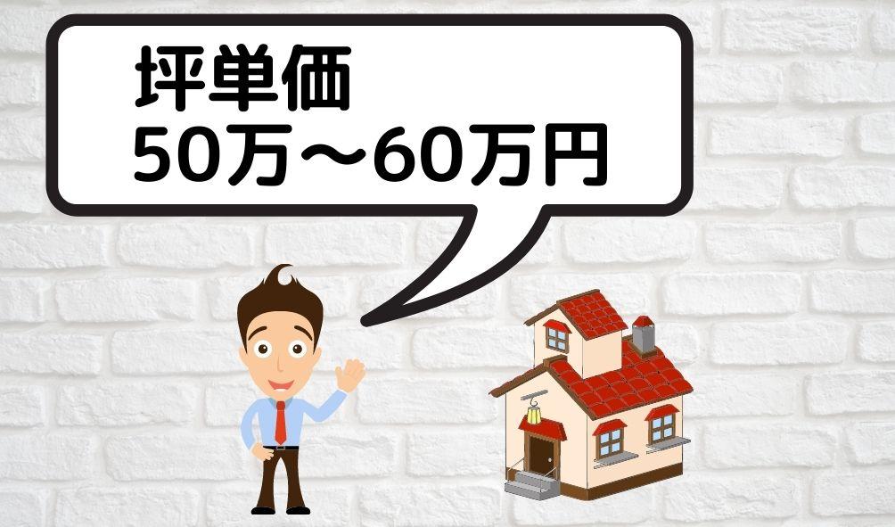 富士住建坪単価