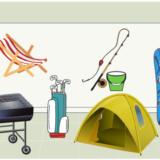 アウトドア趣味用品を長期保管したい!収納物置に便利な保管格安サービス